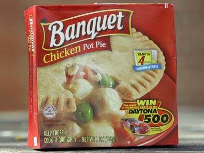 conagra pot pie recall, turkey pot pie, chicken pot pie, beef pot pie, salmonella poisoning, food poisoning, foodborne illness, kroger, albertsons, banquet, hill country fare, food lion, great value, kirkwood, kroger, meijer, western family brand, product liability