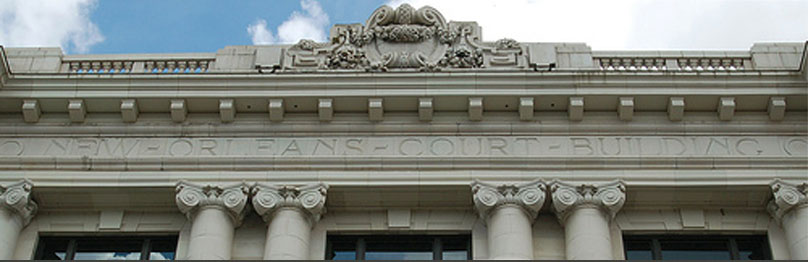 New Orleans Court Building